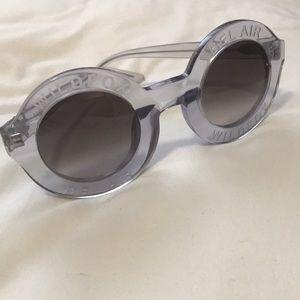 wildfox round glasses